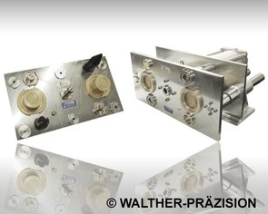 Docking Systems with connection system-Walther Präzision